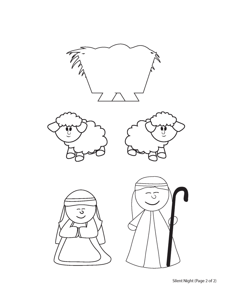 Load image into Gallery viewer, 3 Christmas Bible-Studies with Printable Activities