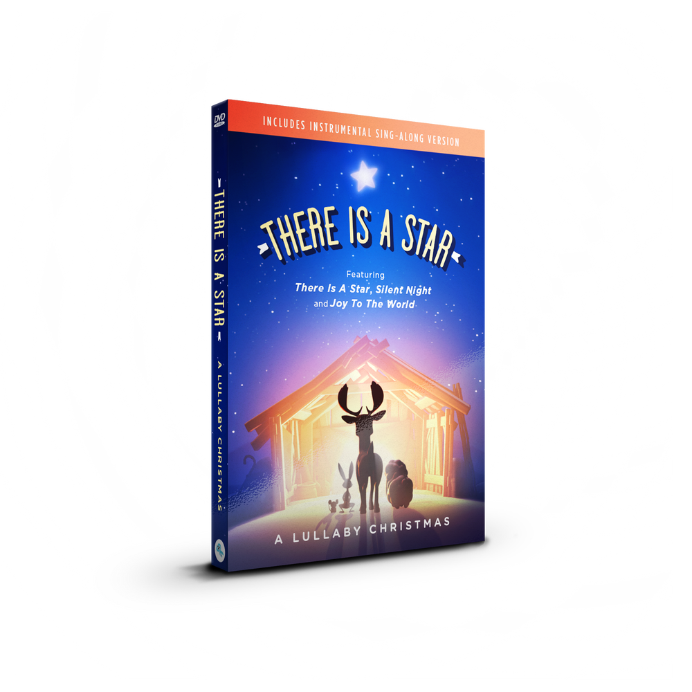 DVD: There is a star, Silent Night, & Joy To The World