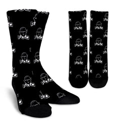 The Coolest Pug Socks