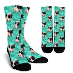 Cute Pug Socks