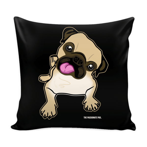Pug Puppies Pillow Cover - thepassionatepug - Pug Puppy - 2