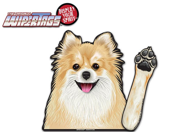 Pomeranian Waving Wiper