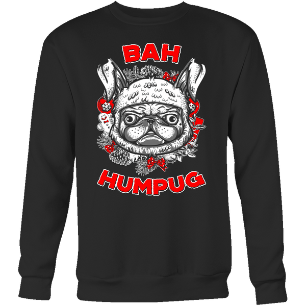 Bah Humpug Ugly Holiday Sweater