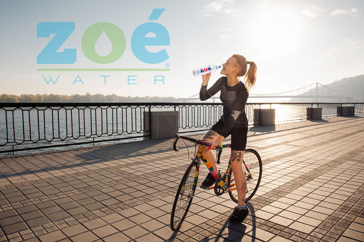 Hydration after a long cycling day