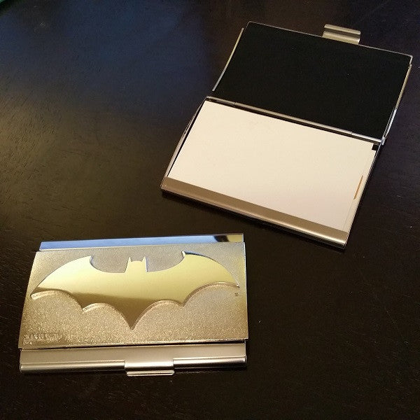 DC Comics Batman Logo Card Case