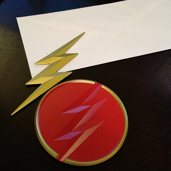 DC Comics The Flash TV Letter Opener