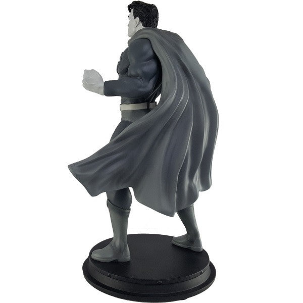 DC Comics Superman Black and White Statue Exclusive - Icon Heroes