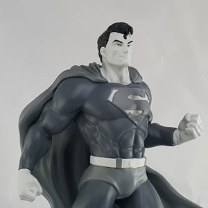 DC Comics Superman Black and White Statue Exclusive