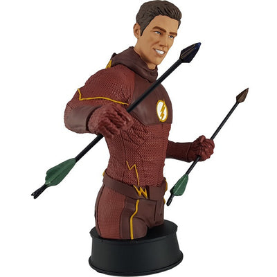 "The Flash TV ""Training With Oliver"" Mini Bust - Exclusive"