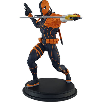 DC Comics Deathstroke Rebirth Statue - Icon Heroes