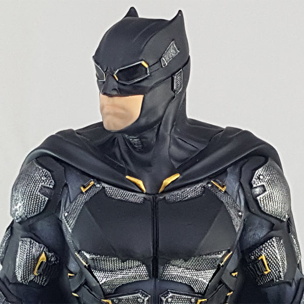 Justice League Movie Tactical Suit Batman Statue - GameStop Exclusive - Available November 2017
