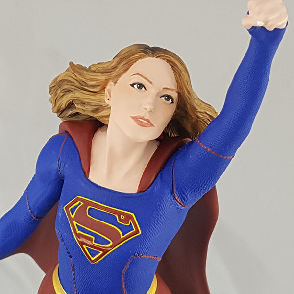 DC Comics Supergirl TV Statue - Available 1st Quarter 2018