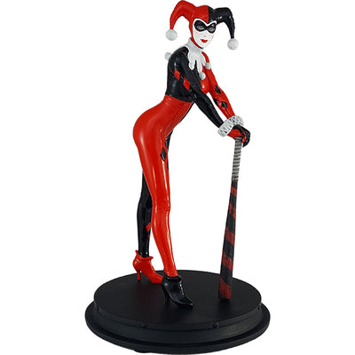 DC Comics Batman: Arkham Knight Harley Quinn Skin Statue (GameStop Exclusive) - Icon Heroes