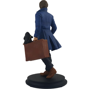 Newt Scamander with Niffler Polystone 1/9 Scale Statue - Available 4th Quarter 2018