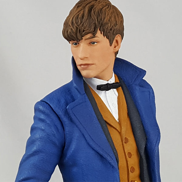 Fantastic Beasts and Where to Find Them Newt Scamander PVC Statue - Available 3rd Quarter 2018