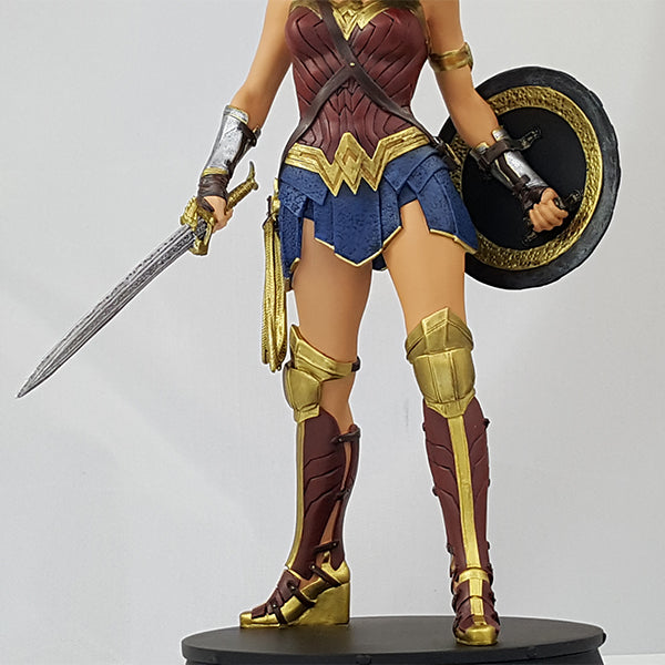 DC Comics Wonder Woman Movie Battle Ready Statue - PBM Exclusive
