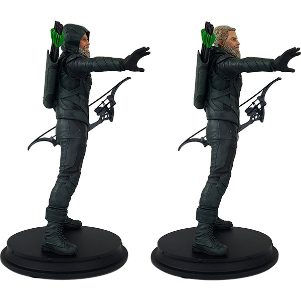 Icon Heroes DC Comics CW TV Arrow Legends of Tomorrow Oliver Queen Stephen Amell Statue