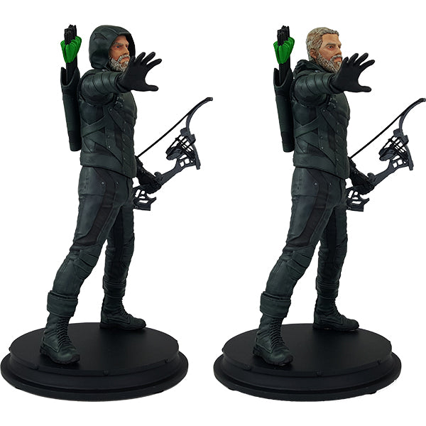 Green Arrow Star City 2046 Deluxe Statue - Exclusive