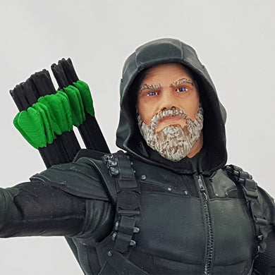 DC TV Green Arrow Star City 2046 Deluxe 1/9 Scale Polystone Deluxe Statue - Available 1st Quarter 2019