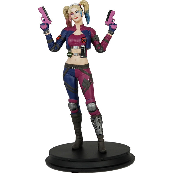 DC Comics Injustice 2 Harley Quinn (Pink Jacket) Deluxe Statue - Available 3rd Quarter 2018