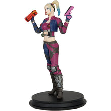 DC Comics Injustice 2 Harley Quinn (Pink Jacket) Deluxe Statue
