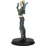 DC Comics Injustice 2 Harley Quinn (Green Jacket) Deluxe Statue
