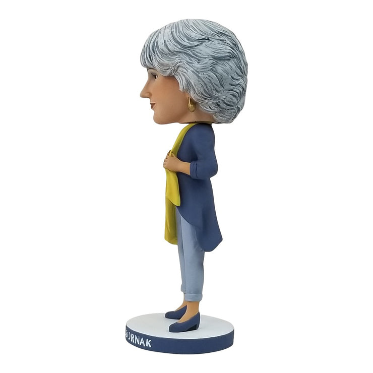 The Golden Girls Dorothy Zbornak Polystone Bobblehead - Icon Heroes