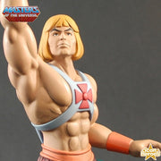 Masters of the Universe He-Man Filmation Mini Bust Paperweight - Icon Heroes