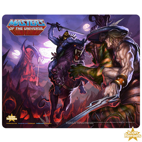 Masters of the Universe Battle of Snake Mountain Mouse Pad - Icon Heroes