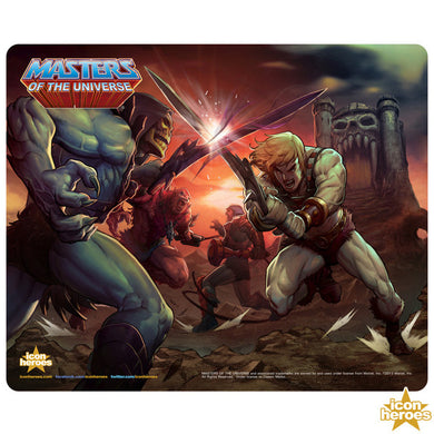 Masters of the Universe Battle of Castle Grayskull Mouse Pad