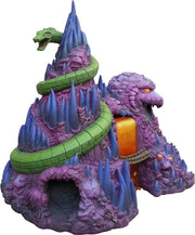Masters of the Universe Snake Mountain Polystone Environment