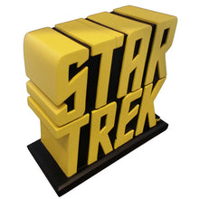 Star Trek Logo Bookends SDCC Exclusive