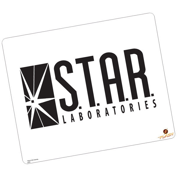 DC Comics The Flash TV S.T.A.R. Labs Mouse Pad