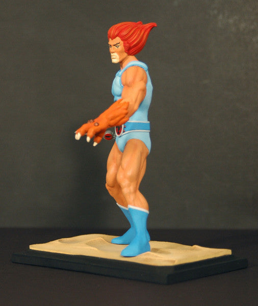 Thundercats Lion-O Mini Statue (SDCC 2010 Exclusive)