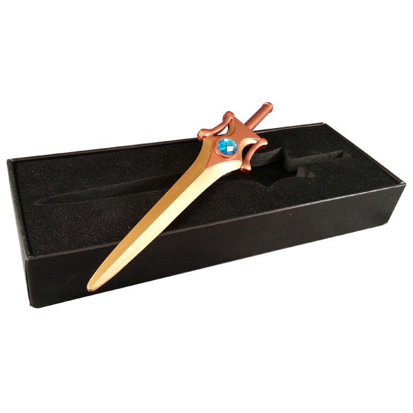 Masters of the Universe She-Ra Sword of Protection Letter Opener - Icon Heroes