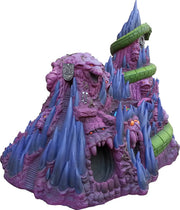Masters of the Universe Snake Mountain Polystone Environment - Icon Heroes