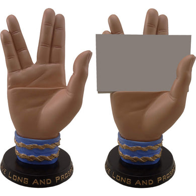 Star Trek Mr. Spock Business Card Holder