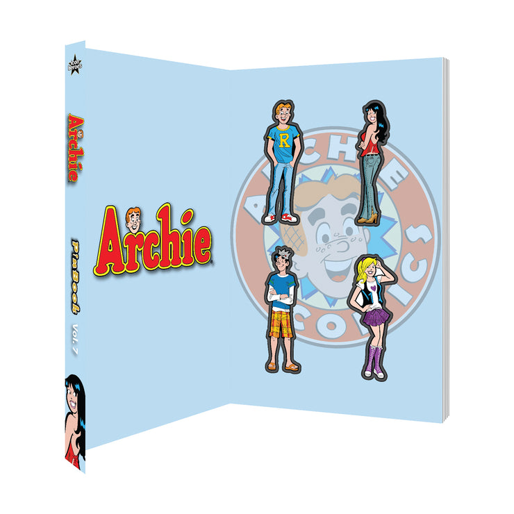 Archie Comics PinBook Vol. 7 - Available 1st Quarter 2021 - Icon Heroes