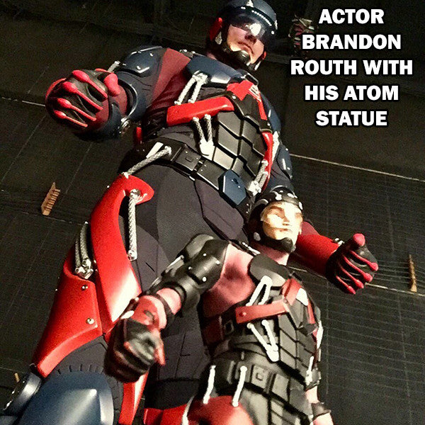 DC Comics Atom TV Statue - Icon Heroes