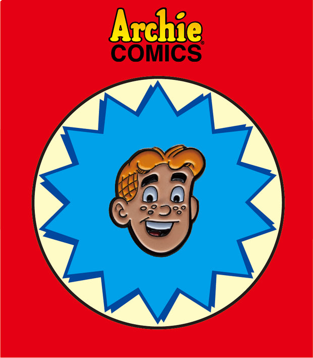 Archie Comics Archie Andrews Enamel Pin - Exclusive - Icon Heroes