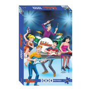 Archie Comics Archie & Friends Music Jam Jigsaw Puzzle - Available 4th Quarter 2020 - Icon Heroes