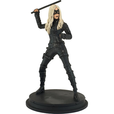 DC Comics Arrow TV Black Canary Statue - Exclusive - Icon Heroes