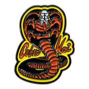 Cobra Kai Fire Enamel Pin - Exclusive