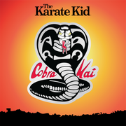 The Karate Kid Cobra Kai Logo Enamel Pin (Silver Edition) - SDCC Exclusive - Icon Heroes