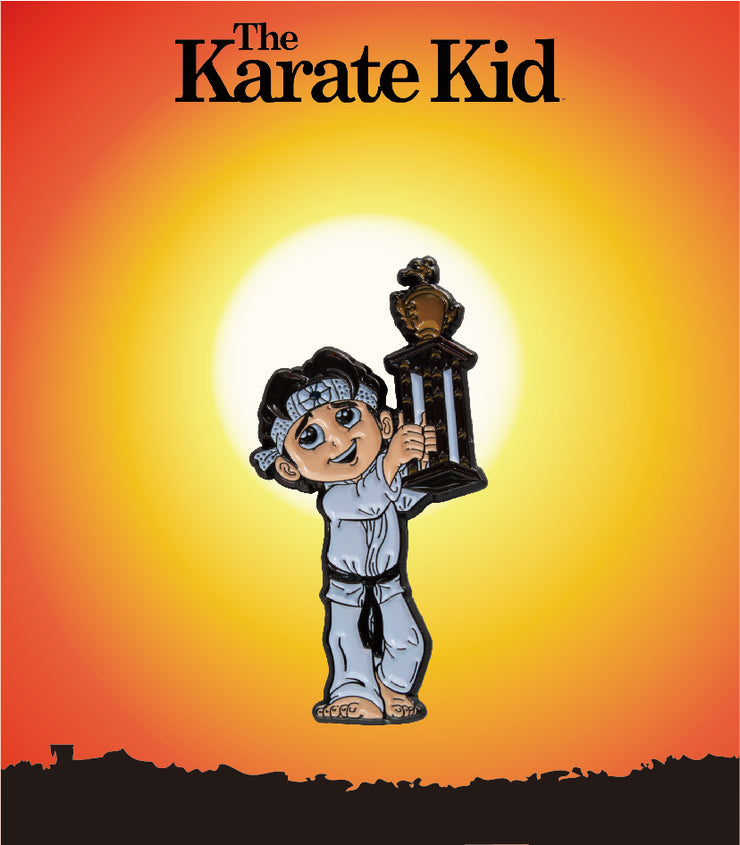 Icon Heroes Karate Kid Daniel Larusso Ralph Macchio Pin by Lord Mesa