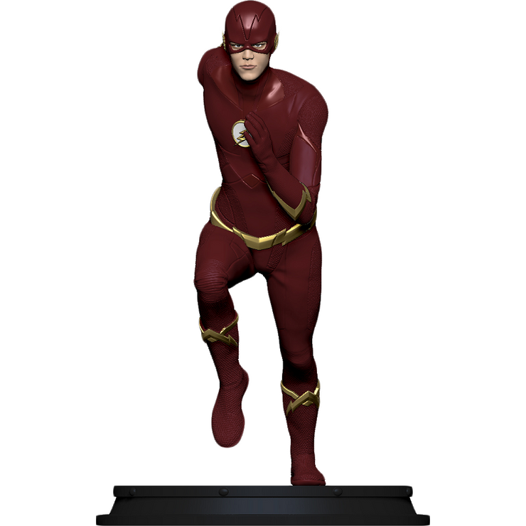 The Flash Season 5 Statue - Available 4th Quarter 2019