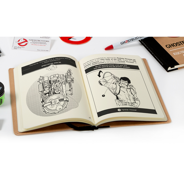Ghostbusters Employee Welcome Kit - Icon Heroes