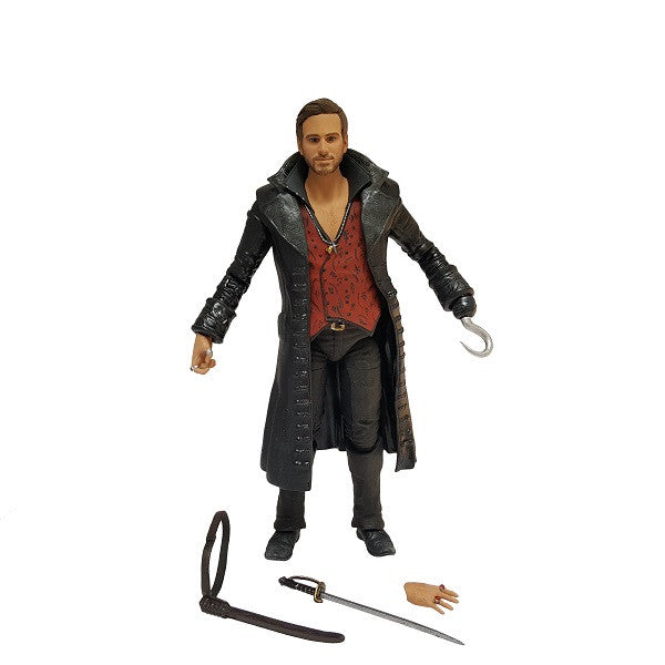 "Once Upon a Time Hook 6"" Scale Action Figure - Available August 2017"