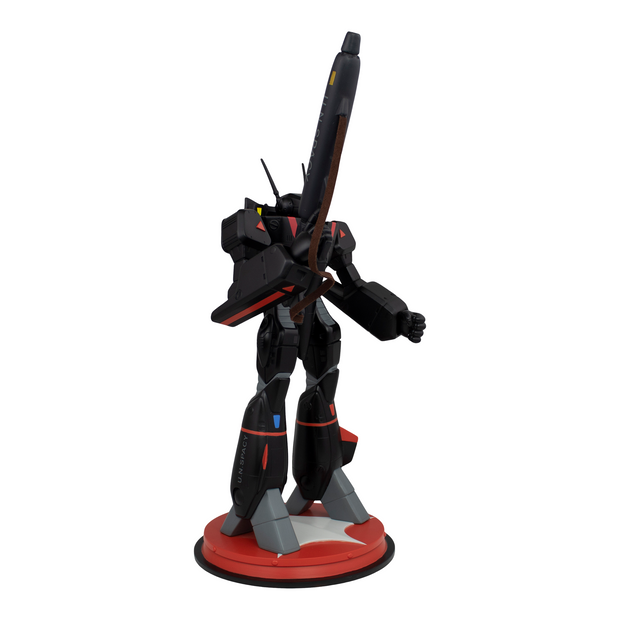 Robotech VF-1J Stealth Battloid 1/42 Scale Polystone Statue - SDCC Exclusive - Icon Heroes