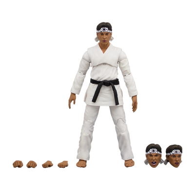The Karate Kid Daniel Larusso Deluxe Action Figure - Available 3rd Quarter 2021 - Icon Heroes